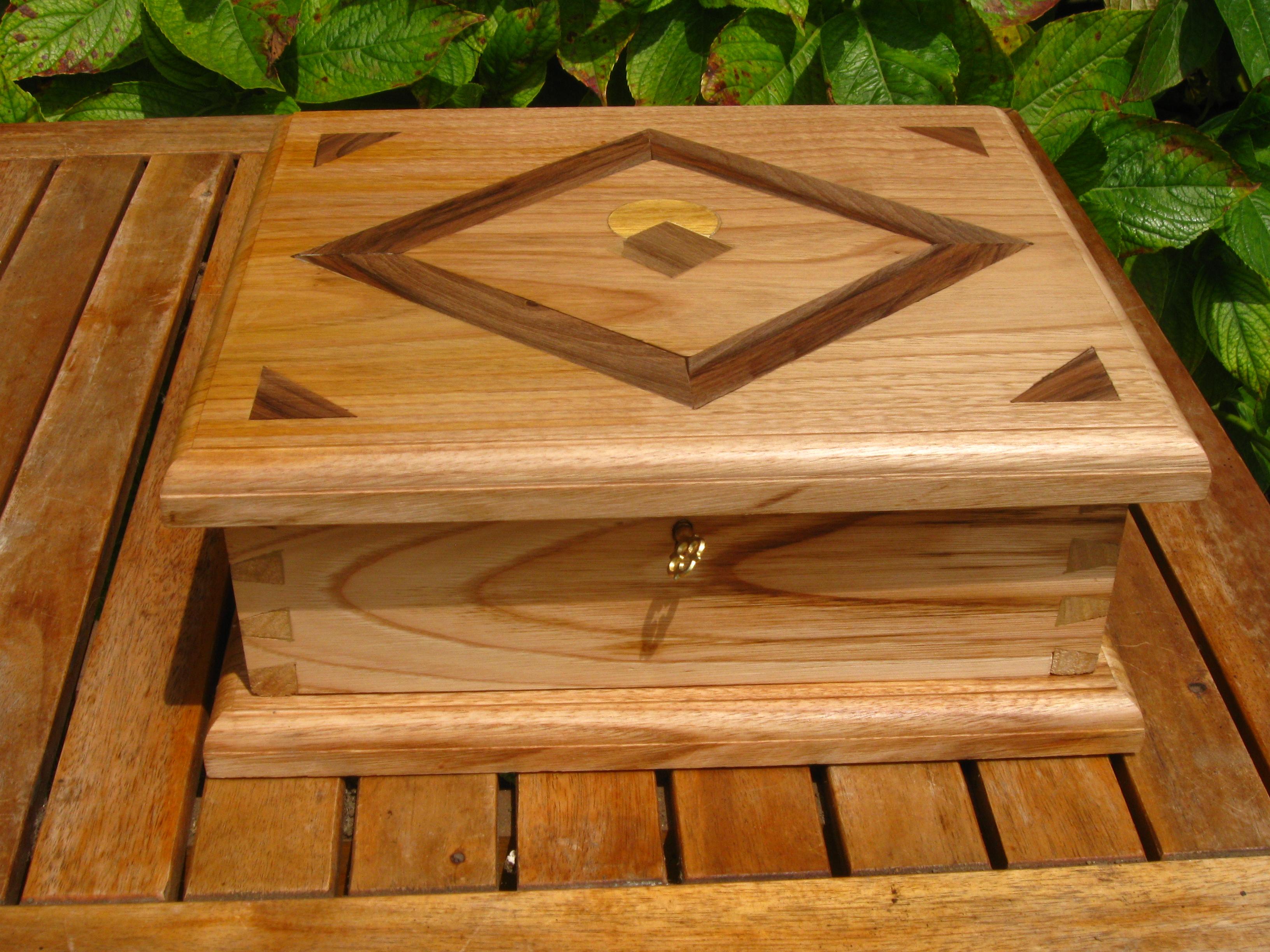 Cajas de madera ebanisteria luengo - La ebanisteria ...